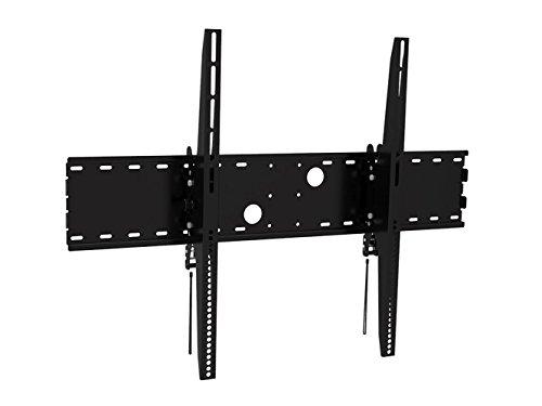 "Black Adjustable Tilt/Tilting Wall Mount Bracket for Pioneer Electronics KURO PRO-150FD 60"" inch LED/LCD HDTV TV/Television"