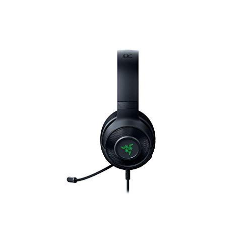 Razer Rz.au.kr.13rt Headset Razer Kraken X Usb, Preto - Windows_7