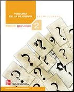 HISTORIA DE LA FILOSOFIA. 2 BACHILLERATO - 9788448166984: Amazon.es: Abad Juan Jose: Libros