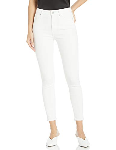 Marchio Amazon - Fairfax Jeans skinny a vita alta, alla caviglia Donna di The Drop