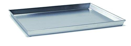 Ballarini Teglia Rettangolare, Alluminio, Argento, 60 cm