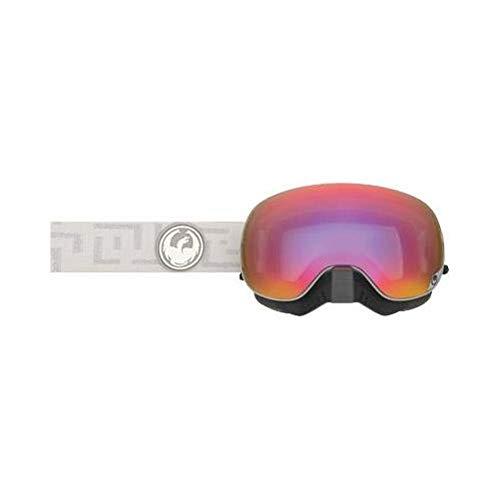 Dragon Alliance X2 Ski Goggles, West/Purple Ion