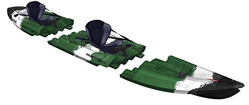 Unbekannt point65Tequila Tandem GTX Sit on Top Kayak