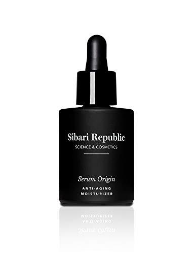 Sibari Republic. Serum Facial con alto contenido de Ácido Hialurónico. Para Rostro, Cuello y Escote. 30ml.