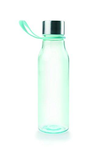 IBILI 720106Botella Hidratation Fresh, plástico, Transparente, 7x 7x 23cm