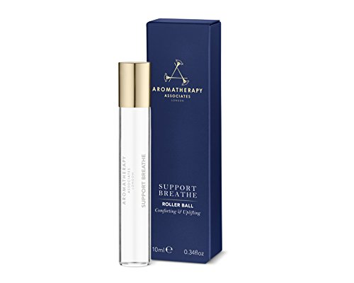 AROMATHERAPY ASSOCIATES Applicateur à Bille Breathe Support, 10 ml