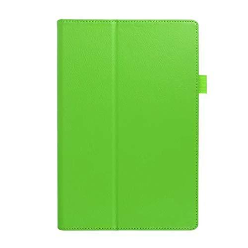 GOGODOG Sony Xperia Z2 Tablet / Z4 Tablet Coperchio protettivo Ultra magro Custodia protettiva in pelle con protezione totale per paraurti Custodie rigide Fondina per supporto (Z2, verde)