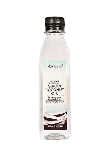 Maxcare Virgin Coconut Oil (Cold Pressed) 250ML
