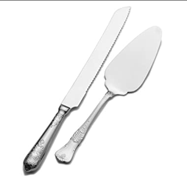 Wallace Hotel Pie Server and Cake Knife Set