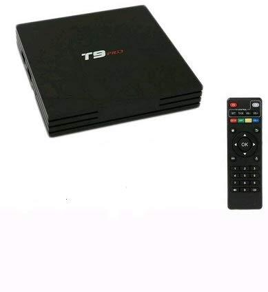 ALL Shop–Android TV Box 4K Ultra HD 7.1.2Smart TV WiFi Control Remoto Royal 4GB RAM 32GB ROM 4Core amlogic