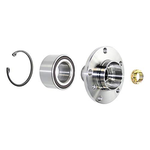 02 bmw x5 wheel hub assembly - 4