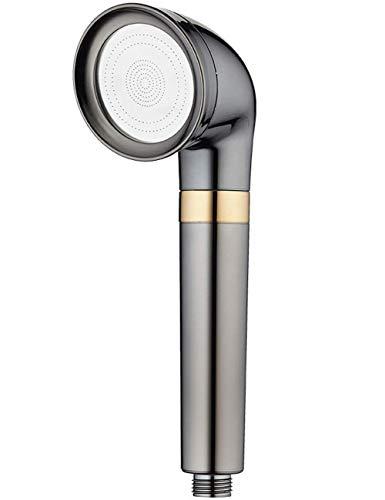SEESEE.U Cabezal de Ducha, Unidad de Cabezal de Ducha de Lluvia de Alta presión de 9 Pulgadas Filtro de baño doméstico Purificación de Agua Ducha de Belleza
