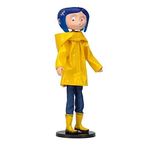 From HandMade Nieuwe Coraline en de Geheime Deur figuur Coraline's moeder figuur Action Figure Action Figure