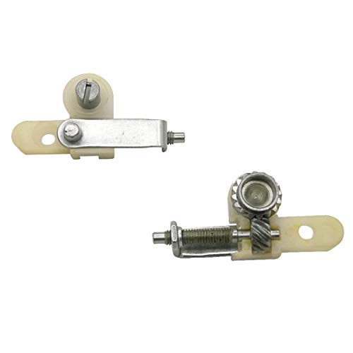 Cancanle 2 Stück Kettenspanner für STIHL 023 021 025 MS210 MS230 MS250 Kettensäge