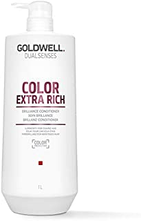 Goldwell Dualsenses Color Extra Rich Brilliance Conditioner 33.8oz, 907.19 Grams