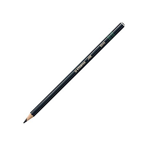 3 x Stabilo-All Pencil 8046 Black 12 Pack