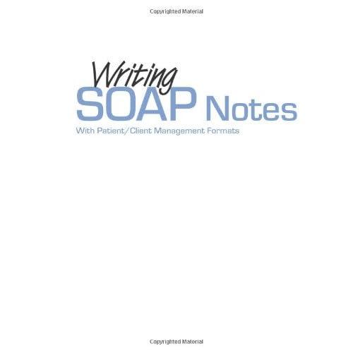 SOAP Notes: Amazon com