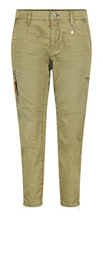 Mac Damen Cargohose Rich 2377 Hunt Green 351V (34/28)