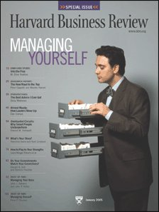 Managing Yourself cover art