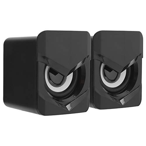 Shipenophy Buen Rendimiento Volumen Ajustable Reproductor de Audio de Alta fidelidad Altavoz...