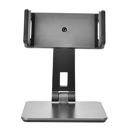 Lantro JS Soporte para teléfono para Escritorio Ajustable, admite Soporte para teléfono Celular con rotación de 360 Grados, multifunción para una Gama Completa de teléfonos Inteligentes y tabletas