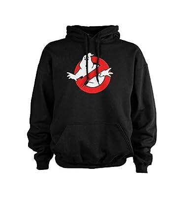 Kids Glow in the Dark Ghostbusters 80s Logo Hoodie