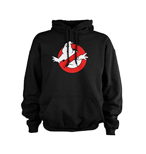 Kids Classic Ghostbusters 80s Movie Hoodie, Glow in the Dark. Ages 3 to 15 years