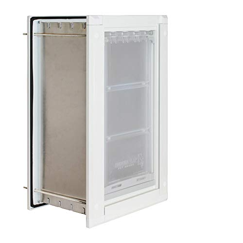 Endura Flap Pet Door Single Flap Wall Mount - Large Flap (10