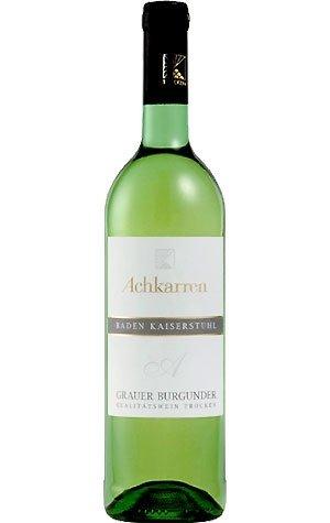 WG Achkarren Grauer Burgunder 2018 Weißwein 0,75 L
