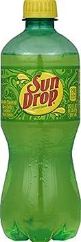 Sun Drop Soda 20 oz 12 Units