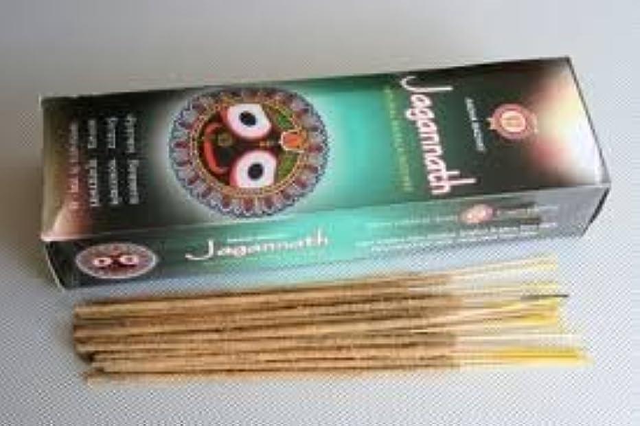 頬タンク面積Jagannath Natural Masala Incense - (100 Gram Pack)