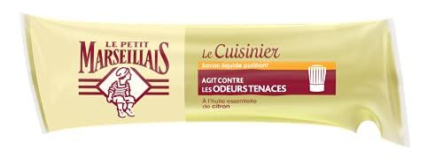 Le Petit Marseillais - Recharge Savon Liquide - Petit Cuisinier - 250 ml