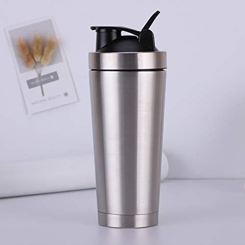 DKNBI Thermobecher Isolierflaschen Edelstahl Business Outdoor Travel 720ml Vakuum-Saugerflasche mit großer Kapazität