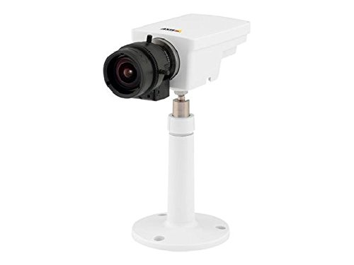 AXIS M1114 Network Camera - Netzwerkkamera - Farbe - 1280 x 800 - CS-Halterung - Automatische Irisblende AXIS M1114 + HDTV camera with varifocal 2.8-8 mm DC-iris lens. Multiple, individually configurable H.264 and Motion JPEG streams, max HDTV 720p or 1MP
