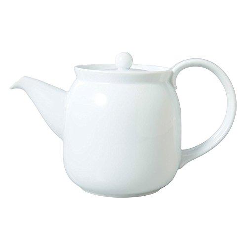 [Muji] Japanische Teekanne für grünen Tee, 550 ml, weiß aus Japan