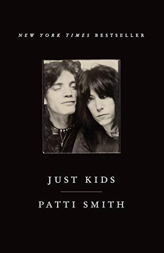 10. Just Kids (Patti Smith)