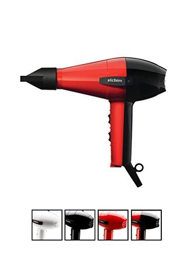 Elchim Classic 2001 Hair Dryer: Light 1875 Watt Quick Dry Professional Salon Blow Dryer -...