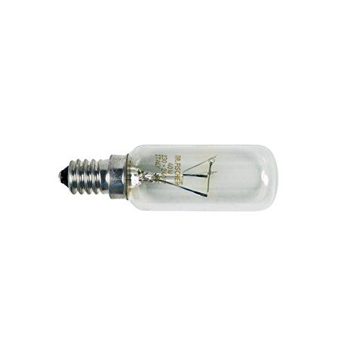 AEG Electrolux 902979192 9029791929 ORIGINAL Lampe Leuchte Glühbirne E14 40W 25mmØ 93mm 240V Dunstabzugshaube auch Arthur Martin Juno Progress Rex Therma Voss Zanker Zanussi