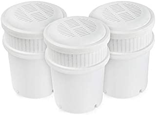 AquaBliss 3-Pack Replacement Water Filter Cartridges – XL 2 Times Longer Lasting, Purifying Water Filters Deliver Safe Clean Tasting Drinking Water Free from Harmful Contaminants & Sediment