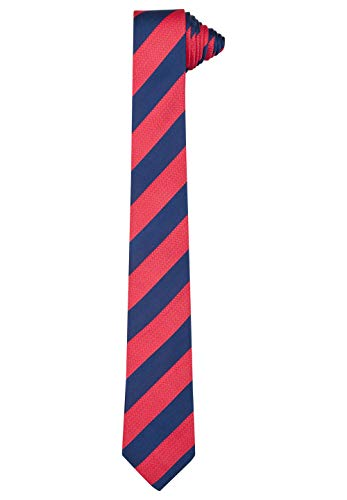 Daniel Hechter Herren Geschmackvolle Krawatte aus reiner Seide