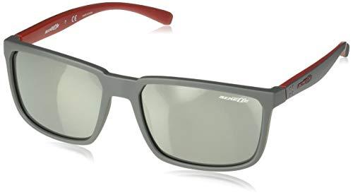 Arnette 0AN4251 Gafas de sol, Matte Grey, 58 para Hombre