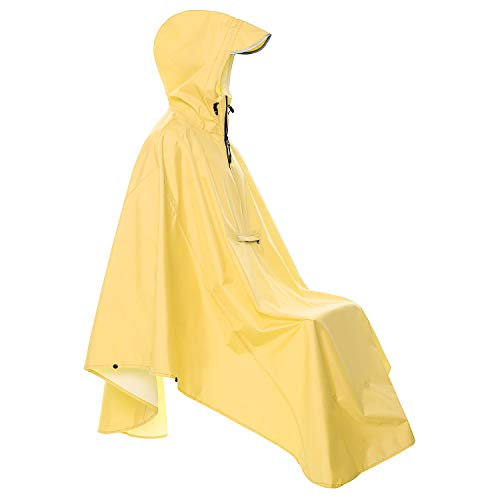 Resuable Bike Bicycle Camping Rain Capes with...