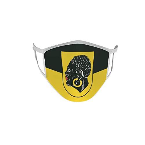 U24 Behelfsmaske Mund-Nasen-Schutz...