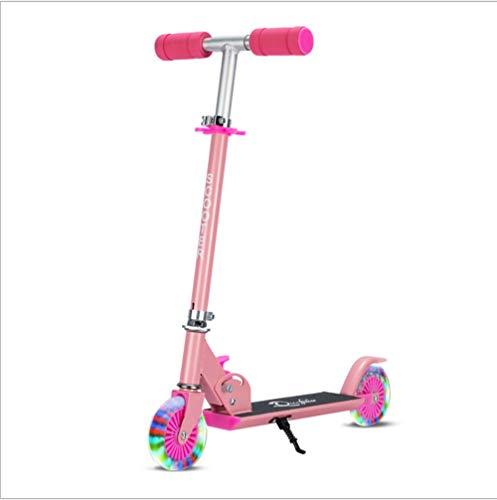 Zweiradroller für Kinder. Kinder Falten Roller
