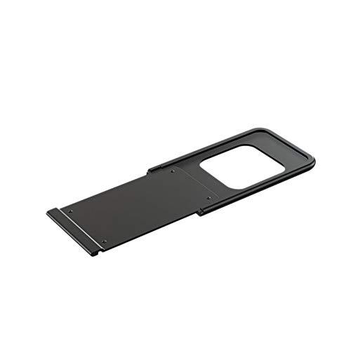 Monland 3PCS Webcam Cover Slide, Metal Ultra Thin Round Laptop Camera Cover Slide Blocker for Computer Pro