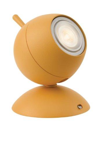 Lirio 5703553LI Tischleuchte, GU10, Aluminium, orange, 10,8 cm