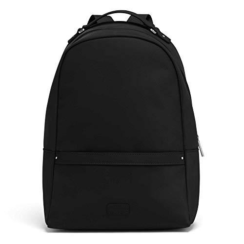 Lipault - Lady Plume Backpack - Medium Over Shoulder Purse Bag for Women Black Size: M