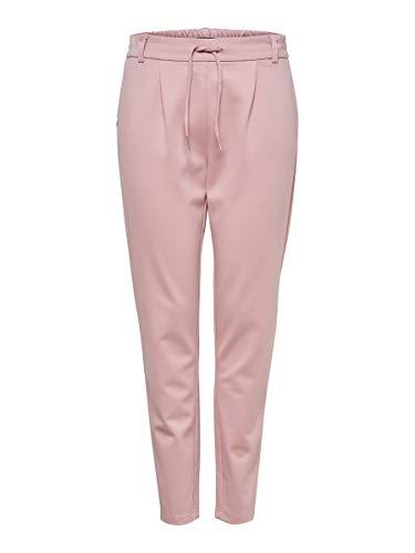 ONLY Damen Hose Einfarbige M34Pale Mauve