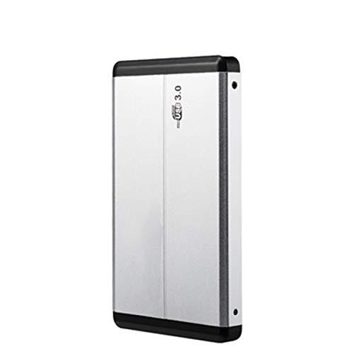 VDSOIUTYHFV 2.5' Portable External Hard Drive USB 3.0 Ultra Slim Aluminum HDD Backup for PC Desktop Laptop TV Mac MacBook Chromebook Windows