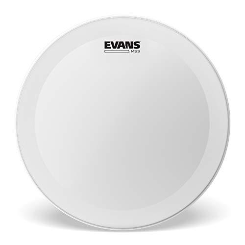 Evans SS14MS3C 35,5 cm (14 Zoll) Snare-Resonanzfell aus MS3-Polyester mit Randverstärkung